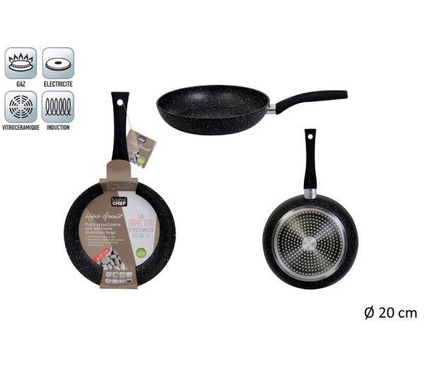 Poêle Façon pierre - 4 dimensions disponible - Maître Chef
