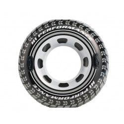 Grande bouée pneu de camion - Avec poignées
