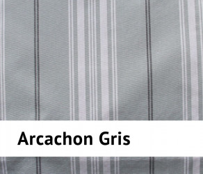 Nappe enduite arcachon  - Existe en 4 dimensions - Gris