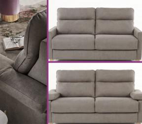 canapé-lit personnalisable avec accoudoirs étroits ou accoudoirs larges Maréco Sarzeau