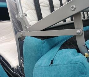 Canapé-lit avec ouverture très facile GREY CONFORT
