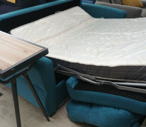 Canapé-lit GREY CONFORT avec matelas couchage quotidien