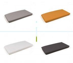 coussin de banc de jardin ou d'appoint Net acrylique lavable   Nardi